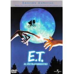 E.T EL EXTRATERRESTRE...