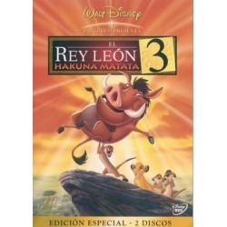 EL REY LEON 3 -HAKUNA MATATA