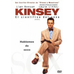 Kinsey, el cientifico del sexo
