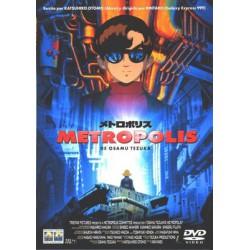 Metropolis de Osamu Tezuka