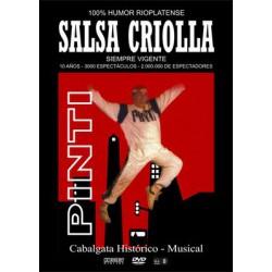 Enrique Pinti: Salsa Criolla