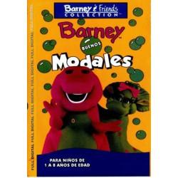 BARNEY BUENOS MODALES