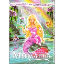 Barbie Fairytopia: Sirenita