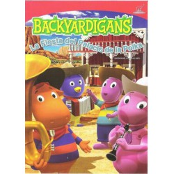 Backyardigans: La Fiesta...