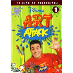 ART ATTACK VOL 1