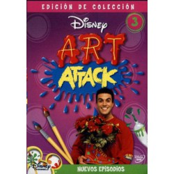 Art Attack Volumen 3