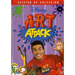 Art Attack Volumen 4