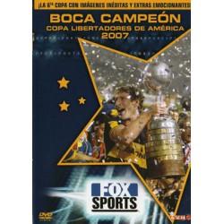 BOCA CAMPEON COPA...
