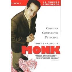 MONK - 1º TEMPORADA