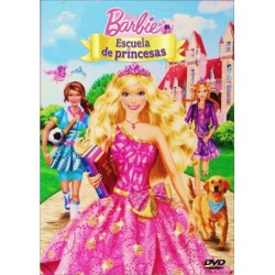BARBIE ESCUELA DE PRINCESAS