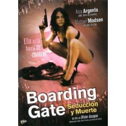 Boarding Gate: Seduccion y...