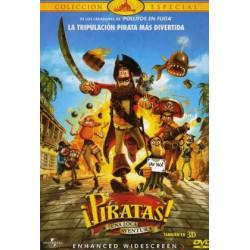 Piratas! - Una Loca Aventura