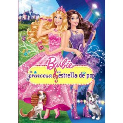 BARBIE , LA PRINCESA Y LA...