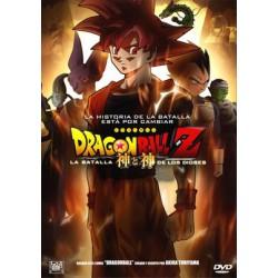 Dragon Ball Z : La batalla...