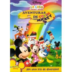 Mickey Mouse - La casa de...