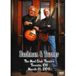 BACHMAN & TURNER - THE MOD...