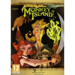 Tales of Monkey Island –...