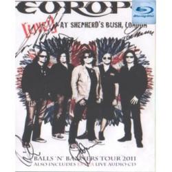 Europe – Live – At Shepherd...