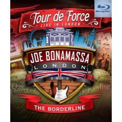 Joe Bonamasa-Tourde Force...