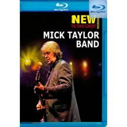 Mick Taylor Band – New...