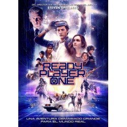 Ready Player One Comienza...