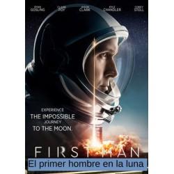 El primer hombre en la luna