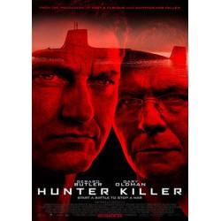 Hunter Killer,caza en las...