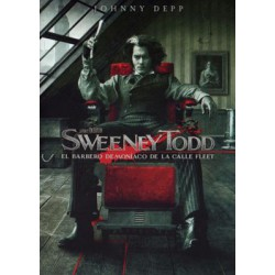 Sweeney Todd: El barbero...