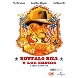 Buffalo Bill y los indios