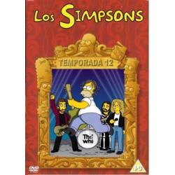 LOS SIMPSONS - 12º TEMPORADA
