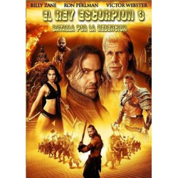 El Rey Escorpion 3