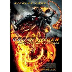 Ghost Rider. Espiritu de...