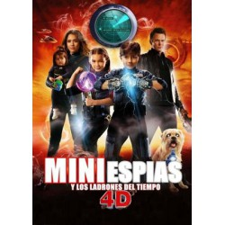 MINIESPIAS 4 - Miniespias y...
