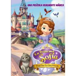 La princesa Sofia…Habia una...