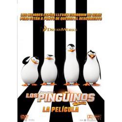 Los pinguinos de Madagascar