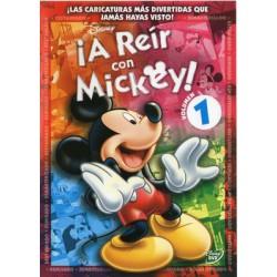 Mickey Mouse- A Reir con...