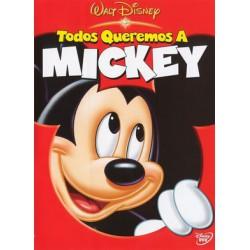 Mickey Mouse- TODOS...
