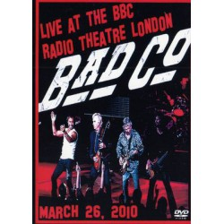 BAD CO. - LIVE AT BBC...