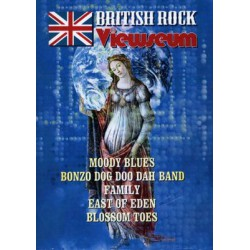 BRITHISH ROCK VIEWSEUM DVD 5