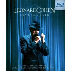 Leonard Cohen – Live in Dublin