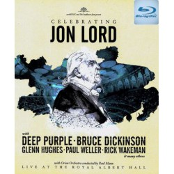 Jon Lord – Celebrating Jon Lord ,Live at the Royal Albert Hall