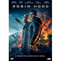 Robin Hood. Forajido,...