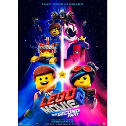 LEGO película 2